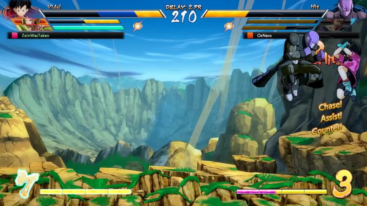 dbfz, dragon ball fighterz, THEY'RE JUST STANDING THERE, TELEPORTING GIFs