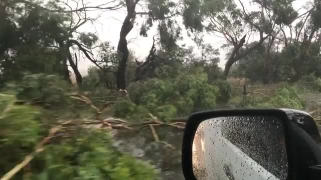 Watch and share The Aftermath Of An Intense Australian Storm GIFs by KSG on Gfycat