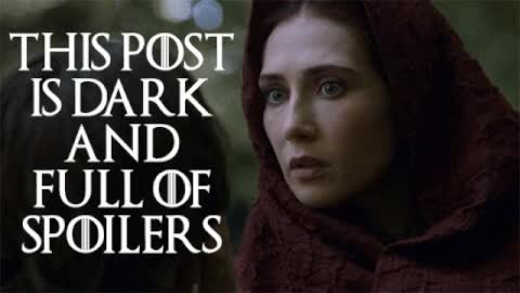 Watch and share Game Of Thrones GIFs and Spoiler Warning GIFs by Danno on Gfycat