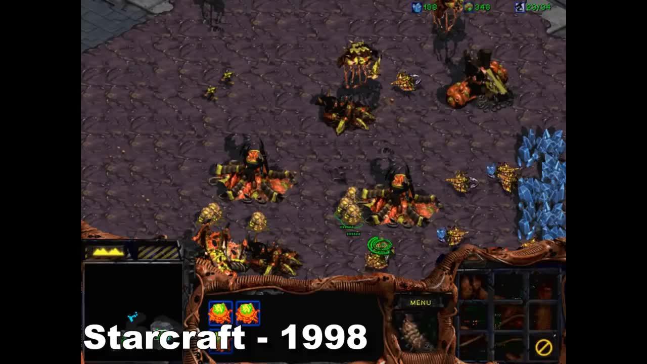 VideoGames, half-life, rivalsofaether, starcraft GIFs
