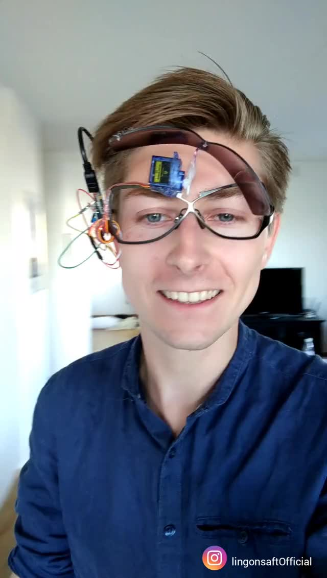 Watch deal with it GIF by Richard Söderman (@richie-south) on Gfycat. Discover more arduino, arduino project, automatic, deal with it, dealwithit, glasses, robot, shittyrobot, sun, sunglasses GIFs on Gfycat