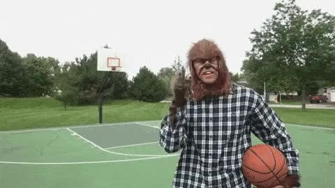 Watch and share Teen Wolf Playing Basketball GIFs on Gfycat