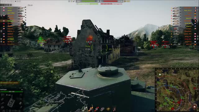 Watch and share World Of Tank GIFs and 1 Shot GIFs on Gfycat