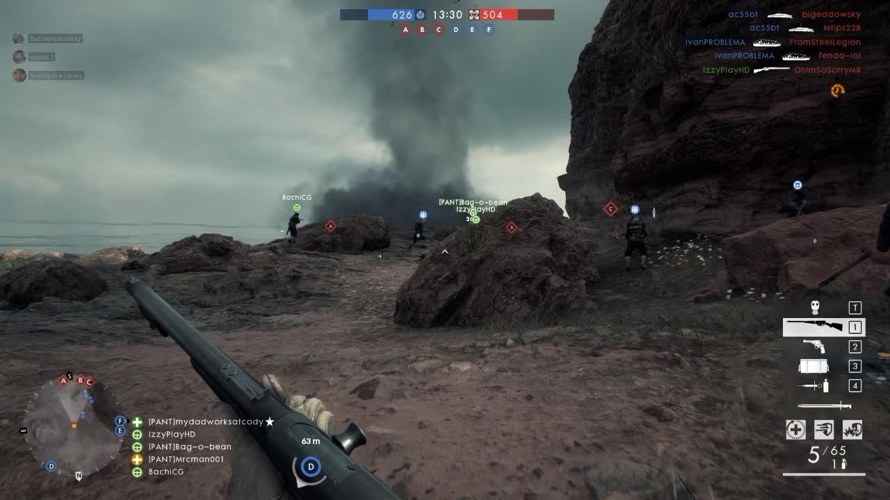battlefield1, Battlefield 1 2018.12.01 - 23.15.42.09.DVR GIFs