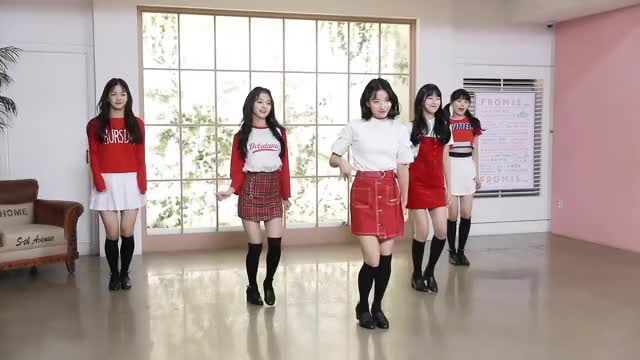 Watch and share Fromis RV GIFs by /u/PKBrad on Gfycat