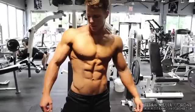 Watch and share Michael Johnson - Bodybuilding Motivation GIFs on Gfycat