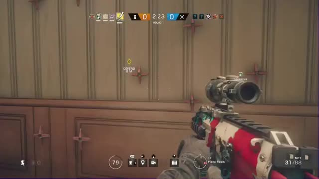 Watch Rainbow Six Siege Luck GIF on Gfycat. Discover more related GIFs on Gfycat