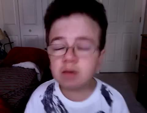 Watch and share Keenan Cahill GIFs and Katy Perry GIFs on Gfycat