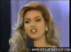Watch alicia machado GIF on Gfycat. Discover more related GIFs on Gfycat