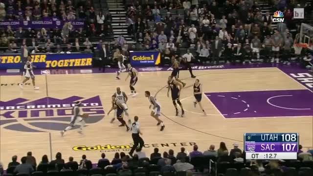 Watch and share Gobert Posterized GIFs and Dunk Of The Year GIFs on Gfycat
