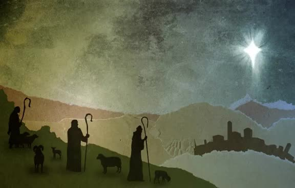 Watch and share Christmas Worship Background - Shepherds (Free Background) GIFs on Gfycat