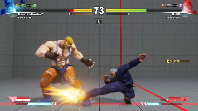 Watch and share Street Fighter V GIFs and Sfv GIFs by maverickhunterz on Gfycat