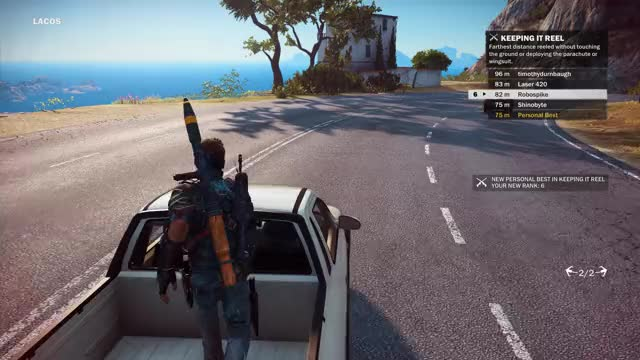 Watch and share Just Cause 3 GIFs by Robospike on Gfycat