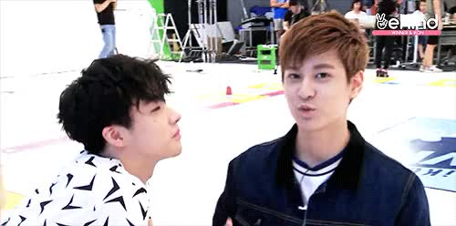 Watch and share This Is Too Cute GIFs and Yunhyeong GIFs on Gfycat