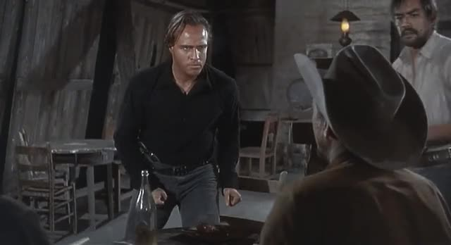 Watch and share One Eyed Jacks GIFs and Marlon Brando GIFs by bannedofgypsys on Gfycat