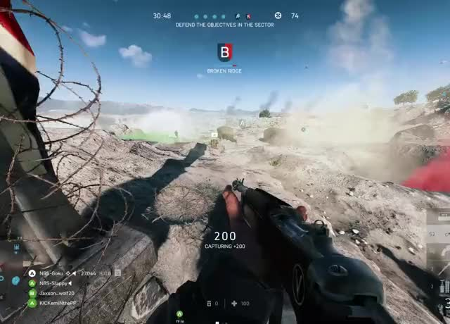 Watch and share Battlefield 5 GIFs by Goku on Gfycat