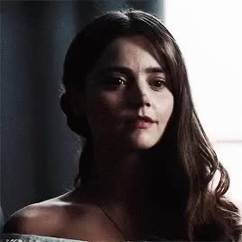 celebs, jenna coleman, A GIF of the amazing beautiful @Jenna Coleman for all of her fans to enjoy anywhere anytime any day anyplace in the world..... JennaColeman GIFs