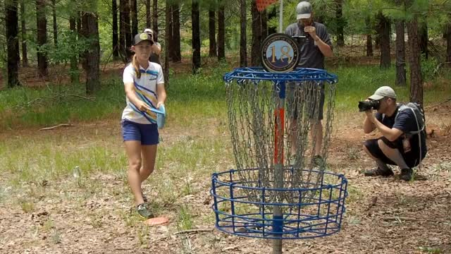 Watch 2017 PDGA Pro Worlds: Final Round Lead Card, Back 9 (Pierce, Jenkins, Allen, Fajkus) GIF on Gfycat. Discover more pdga, prodigy disc, professional disc golf association GIFs on Gfycat