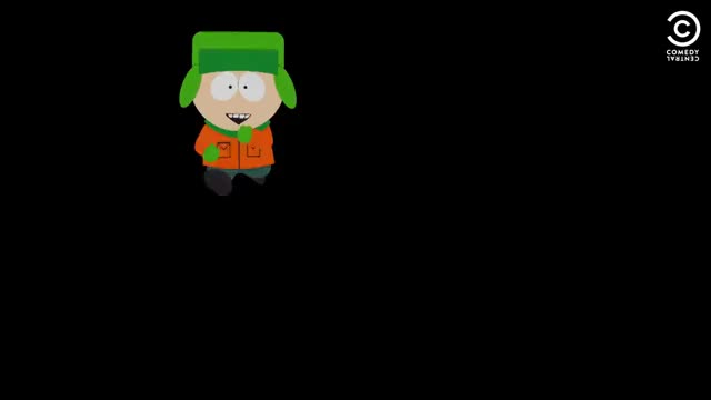 Watch and share Kyle Steals Cartman's Girlfriend | South Park GIFs on Gfycat