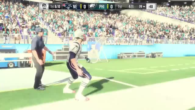 Watch this tom brady GIF by @polygon on Gfycat. Discover more ps4share, madden nfl 18, playstation 4, sony interactive entertainment, tom brady GIFs on Gfycat