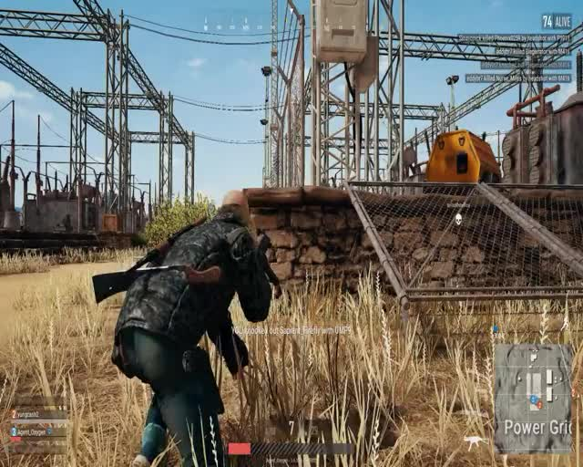 Watch and share Pistol Whip? GIFs by agentoxygen on Gfycat