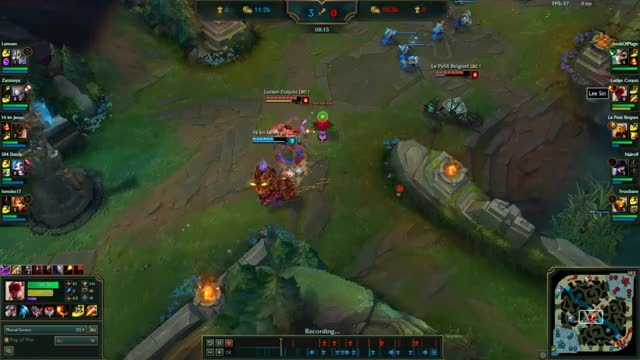 Watch and share Malphite GIFs and Caitlyn GIFs on Gfycat