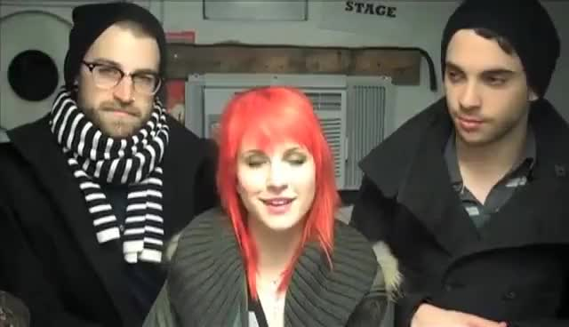 Watch Paramore :) GIF on Gfycat. Discover more brasil, cute, hayley, paramore, williams GIFs on Gfycat