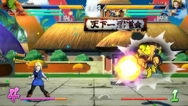 Watch Dragon Ball FighterZ Gameplay Session 2 (Meta_Abe vs Hellpockets) GIF on Gfycat. Discover more anime, fgc, video games GIFs on Gfycat