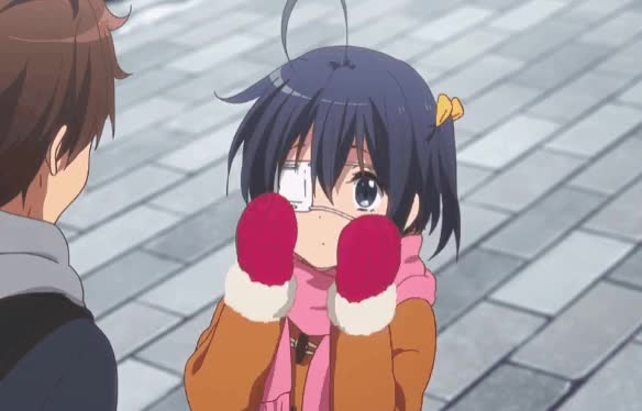 Watch Rikka GIF on Gfycat. Discover more related GIFs on Gfycat