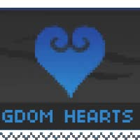 Watch and share Kingdom Hearts Fan animated stickers on Gfycat