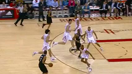 Watch and share Andre Miller And Andre Iguodala — Philadelphia 76ers GIFs by Off-Hand on Gfycat