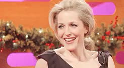 Watch this gillian anderson GIF on Gfycat. Discover more cutieee^^, gaedit, gillian anderson, gillian*-*, hannibal cast, her smile is everything, maaaah, my edit, txf cast GIFs on Gfycat