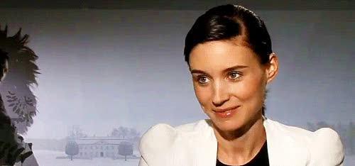 Watch and share Rooney Mara GIFs on Gfycat