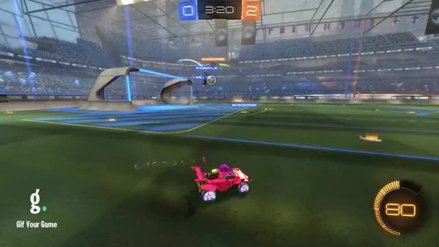 Watch Goal 3: The genius called Morbo GIF by Gif Your Game (@gifyourgame) on Gfycat. Discover more Gif Your Game, GifYourGame, Rocket League, RocketLeague, The genius called Morbo GIFs on Gfycat