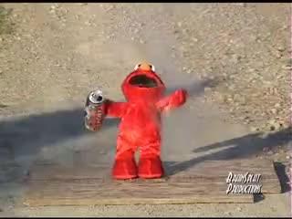 Watch Elmo head explosion GIF on Gfycat. Discover more elmo, elmo head, explode, explosion, head GIFs on Gfycat