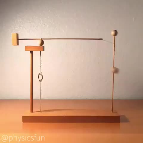 angularmomentum, elastic, folktoy, hookeslaw, kineticart, kineticenergy, perfect loop, periodic, periodicmotion, physics, physicsfun, physicstoy, potentialenergy, science, scienceisawesome, swingthing,