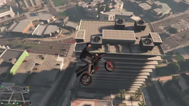 Watch Rooftop landing GIF by @stretchrhys on Gfycat. Discover more frontflip, gta, ps4 GIFs on Gfycat