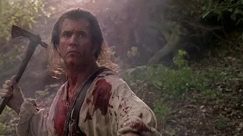 Watch and share Mashup, Mel Gibson, Braveheart, Movie, Music GIFs on Gfycat