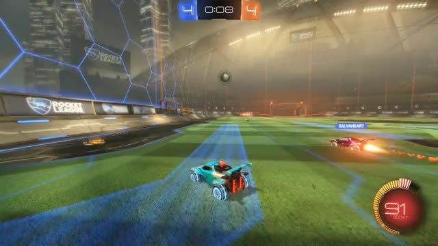 Watch Goal 9: REEEEEEEE GIF by Gif Your Game (@gifyourgame) on Gfycat. Discover more Gif Your Game, GifYourGame, REEEEEEEE, Rocket League, RocketLeague GIFs on Gfycat