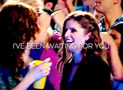 Watch and share Beca X Chloe GIFs and Bechloe GIFs on Gfycat
