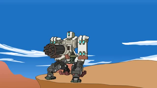 Watch Inglorious Bastions (Overwatch Animation) GIF on Gfycat. Discover more Bastion, Bastion POTG, Bastion Play of the Game, Battle.net, Blizzard, Hanzo, Junkrat, McCree, Overwatch, Overwatch Bastion, Overwatch Hanzo, Overwatch POTG, Overwatch Play of the Game, Overwatch animation, Overwatch cartoon, Reaper, Soldier 76, Zenyatta, animation, cartoon GIFs on Gfycat