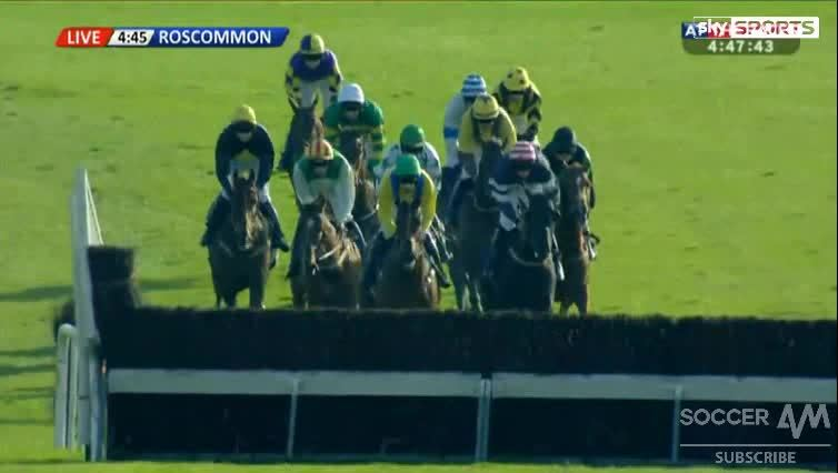 HumansBeingBros, gifs, respectporn, There Was An Admirable Act Of Sportsmanship At An Irish Racecourse Today (reddit) GIFs