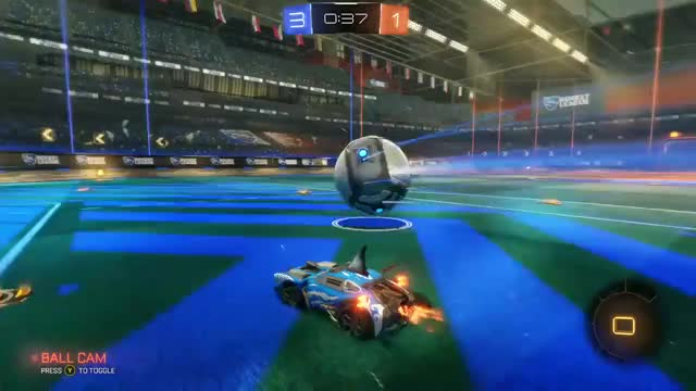 Watch and share Rocket League GIFs by shilohde on Gfycat