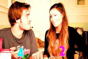 "Watch Your favorite couplePewDiePie & CutiePieMarzia  ""I think me  GIF on Gfycat. Discover more 300notes, cutiepie, cutiepiemarzia, felix arvid ulf kjellberg, felix kjellberg, felix x marzia, marzia bisognin, marziacutiepie, my gifs, pewdie, pewdiepie, pewds, youtube, youtube meme, youtuber, youtuber meme, youtubers GIFs on Gfycat"