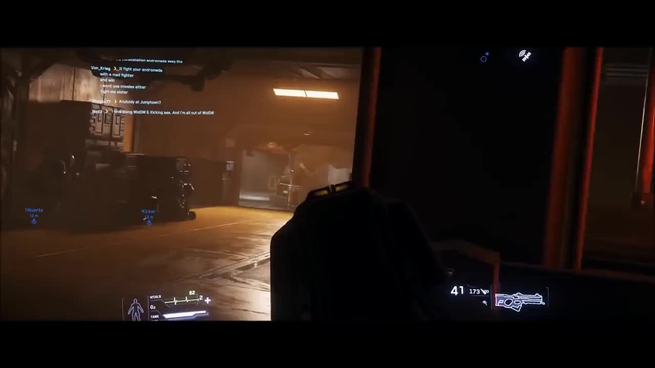 StarCitizen, VVarmachine, event, fps, gaming, trg, video, TRG vs VVAR Abandoned Outpost Event 3.3.7 GIFs