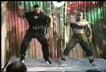 will and carlton jump on it!