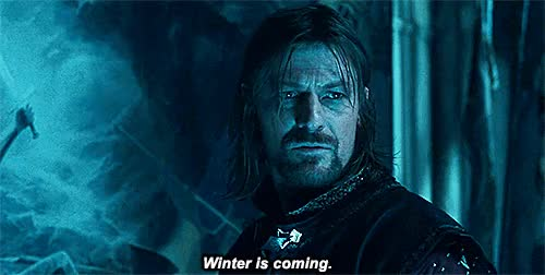 Watch and share Winter Is Coming GIFs and Eddard Stark GIFs on Gfycat