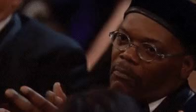 Watch this applause GIF by Reaction GIFs (@sypher0115) on Gfycat. Discover more Samuel L Jackson, applause, clapping, slow clap GIFs on Gfycat