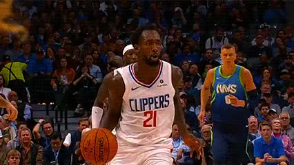 Watch and share Los Angeles Clippers GIFs by Off-Hand on Gfycat