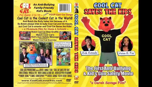 YMS: Cool Cat Saves the Kids (Part 1 of 2) GIFs